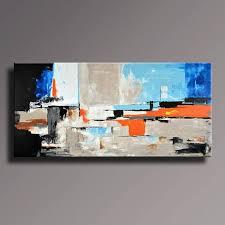 48 abstract painting original acrylic