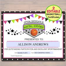 8 Participation For Sports Certificate Templates Psd Ai Free
