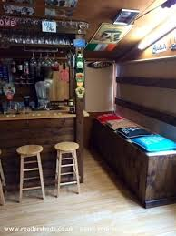 Mancave pub shed from bottom of garden shedoftheyear readersheds co uk