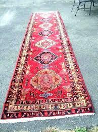 10 foot runner rug rugs ft long fresh for hallway feet