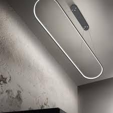 office pendant light. LED Post-modern Halo Design Office Pendant Light, Home \u0026 Furniture, Decor On Carousell Light A