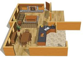 getting your plans rendered in 3d can really help you visualize how you ll be living in your new space in this open plan the whole family can enjoy dinner