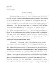 comm compare contrast essay high school vs college high  6 pages the scram of nature