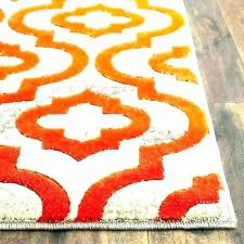 blue and orange rug area green red rugs fabulous modern white hillsby blue and orange rug