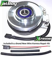 bush hog wire harness diagrams get image about wiring diagram amazon com bundle 2 items pto electric blade clutch wire