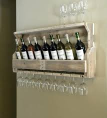 white wine rack cabinet. White Wine Rack Cabinet Wooden Glass Under Racks Wall Mounted Storage: Large Size