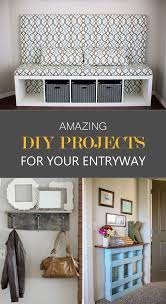 amazing diy projects for your entryway jpg