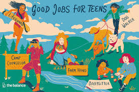 Babysitting Jobs For Highschool Students Good First Job Ideas For Teens