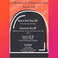 Order online and track your order live. Folklores Coffee House Spotlight San Antonio Tx 2021