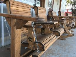 Rustic Furniture in College Station TX & Brazos Valley TX