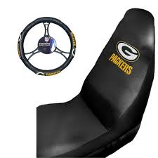 green bay packers seat covers green bay packers nfl car seat cover and steering wheel cover