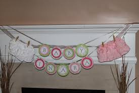 Baby Shower Banner How To Make A Baby Shower Banner 6314