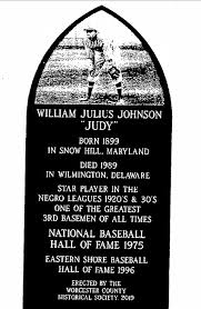 09/26/2018 | Judy Johnson Memorial Marker Planned For Library | News Ocean  City MD