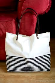 Make Tote Bag Without Sewing Machine