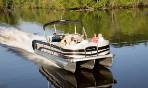 a minnesota invention the pontoon boat is redefining modern boating startribune com