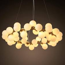 new design round bubble led ideas for you glass bubble light chandelier