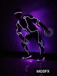 Tron Light Up Clothing Us 398 0 Color Change Led Tron Legacy Suits Dance Costume Glowing Performance Light Up Dress Event Entertainment Clothing On Aliexpress