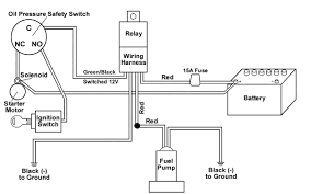 fuel pump relay location wiring diagram electric incredible for
