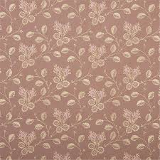 Floral Brocade Designer Fabrics D142 54 In Wide Gold And Pink Floral Brocade Upholstery Fabric