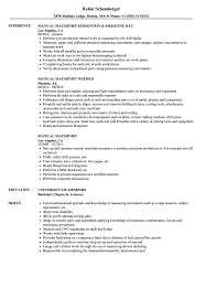 Sample Machinist Resumes Manual Machinist Resume Under Fontanacountryinn Com