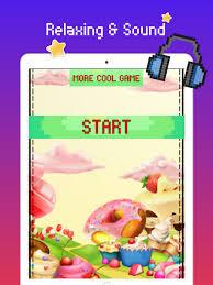 Plus d'illustrations de cet artistetout voir. Couleur Des Bonbons Par Numero Pixel Art Cupcake Pour Android Telechargez L Apk