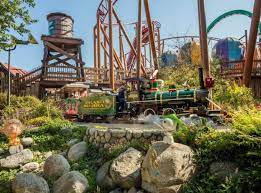 Knott's Berry Farm Issues Operations ...