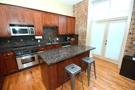 kitchen island overhang inches ideas astounding no also partial overlay cabinet doors with typical for seating