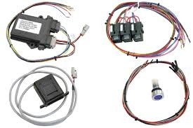 flaming rivers keyless ignition system custom classic trucks flaming river offers a few different push button start kits