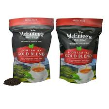 McEntee's <b>Gold Blend Loose Leaf</b> Tea 250g (Pack of 2 Refill's ...
