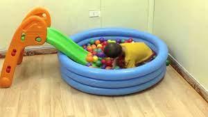 Đồ Chơi Trẻ Em - Giới thiệu đồ chơi cầu trượt cho bé