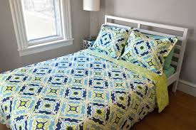 by making your own duvet cover you can be sure you ll get exactly the size and look you want choose diffe fabrics for the front and back