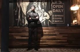 Mondays to fridays, 8 a.m. Inside Hiroshi Sawada S New Manhattan Coffee Bar