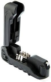 Купить <b>мультитул Bradex TD 0439</b> 140 мм черный, 17 функций ...