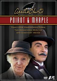 Image result for hercule poirot and miss marple