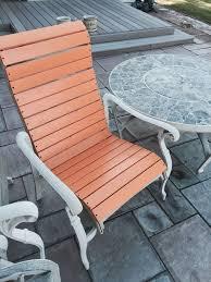 factehxia8wkkzk large captivating diy sling chair replacement patio repair