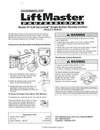 craftsman garage door opener remote programming garage door opener remote instructions craftsman 315 garage door opener