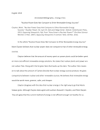 Annotated Bibliography Engl 1010 Cc Introduction To Writing Studocu