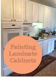 Paint For Laminate Cabinets The Ragged Wren Painting Laminated Cabinets