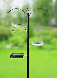 hammertone wild <b>bird feeding</b> station hanging feeders <b>water bath</b> ...