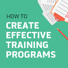 Sample Training Agenda Interesting How To Create An Effective Training Program 44 Steps To Success