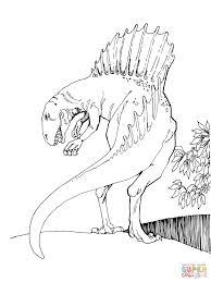 Print Free Dinosaur Coloring Pagesllllll L