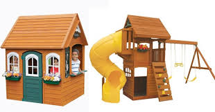 save up to 30 off playsets and playhouses cedar summit bancroft