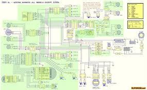 wiring diagram 2005 harley sportster wiring diagram for 2001 evo sportster chopper wiring at Harley Sportster Wiring Harness