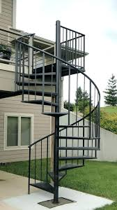 outdoor spiral staircase angelmedia co