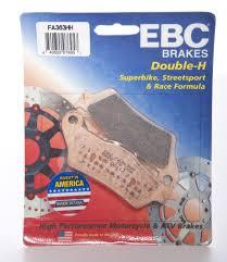 BMW 5 Series best brake pads for bmw : EBC HH Brake Pads, BMW R1200GS etc. Rear FA363HH