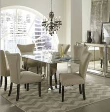 sophia mirrored dining room furniture collection new table only for unit inn at crystal beach destin fl