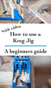 Kreg Jig Different Thickness 25 Best Kreg Jig Projects Ideas On Pinterest Kreg Jig Pocket