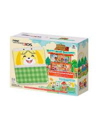 20 de enero de 2011. Consola New Nintendo 3ds Animal Crossing Happy Home Designer Edition