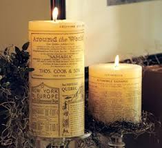 Easy candle projects to warm up your home