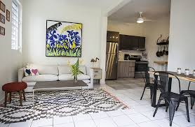Living Room Rentals Inspiration R Casa Unit 48 With Pool Walking Distance To Steps Beach Rincon